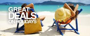 deals on holidays