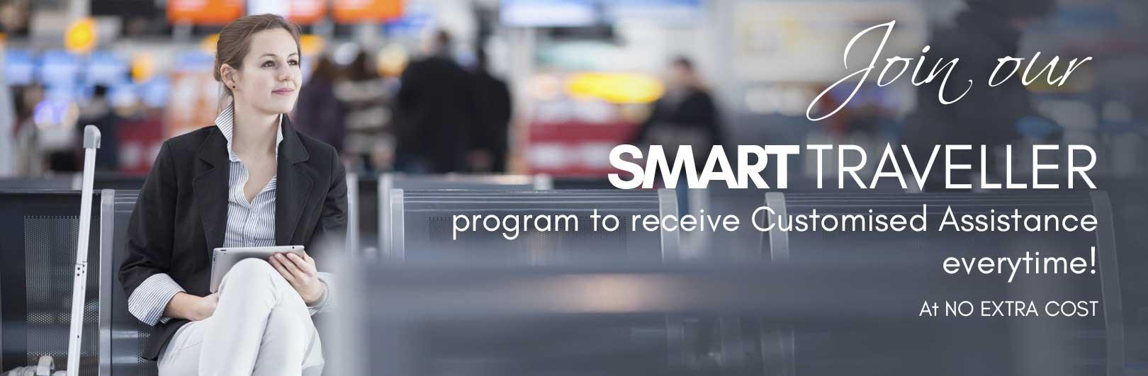Smart Traveller Program