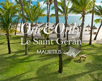 One&Only, Le Saint Geran, Mauritius