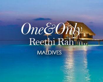 One&Only, Reethi Rah, Maldives