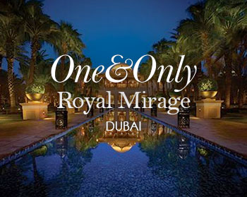 One&Only, Royal Mirage, Dubai