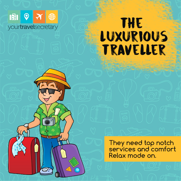 The Luxurious Traveller