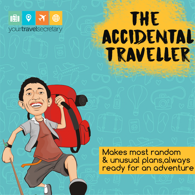 The Accindental Traveller