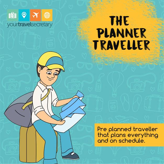 The Planner Traveller