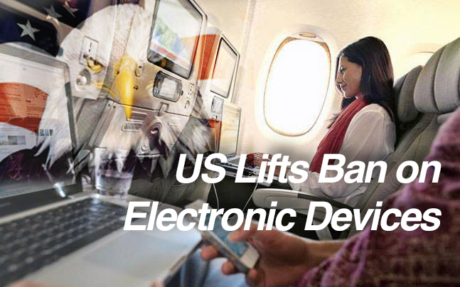 ban electronic devices