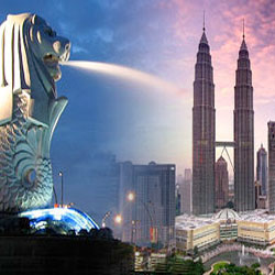 Malaysia and Singapore packages