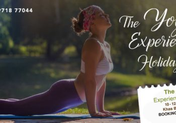 The Yoga Experiential Holiday